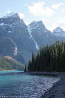 Moraine lake, Alberta , Canada