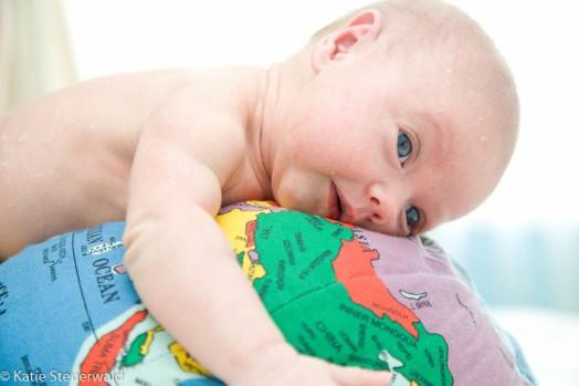 cuddly globe