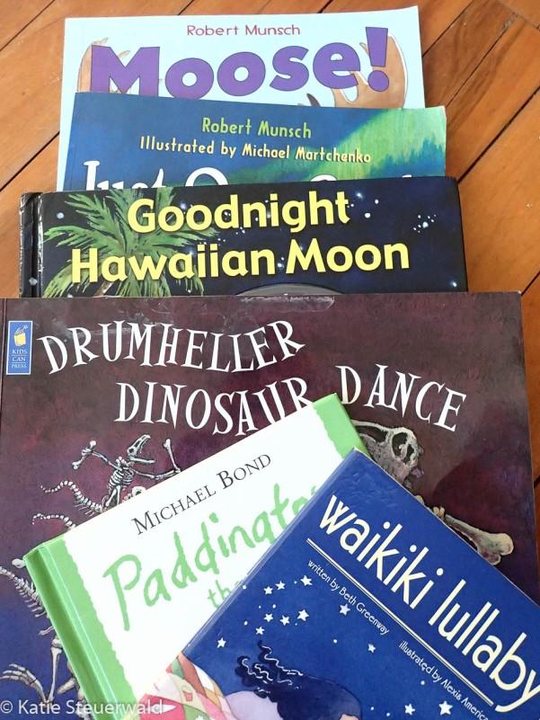 travelling kids books
