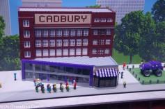 Legoland Birmingham Cadbury Factory