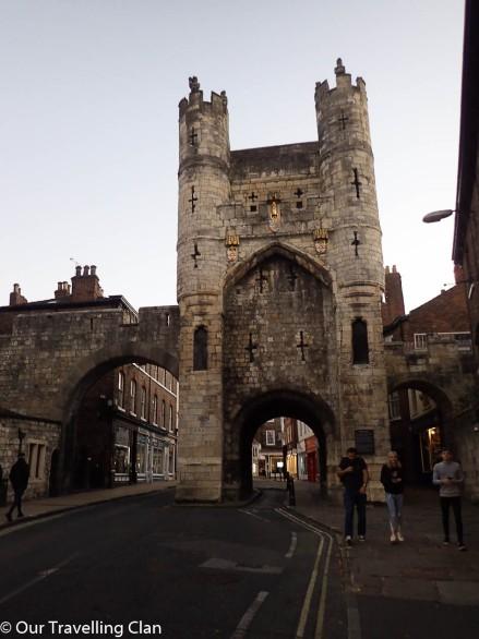 Monks gate York England