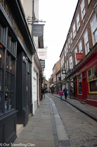 Shambles York, Wizard Shops